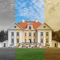 Palmse_manor_house_at_summer